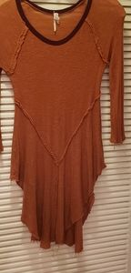 Free people frill long sleeve